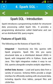 Learn Spark SQL for Android - APK Download