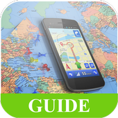 Guide for GPSNavigation icon