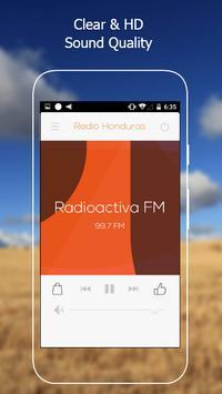 All Honduras Radios in One Free screenshot 5