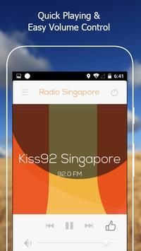 All Singapore Radios in One Free screenshot 3