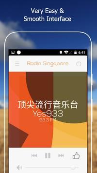 All Singapore Radios in One Free screenshot 2
