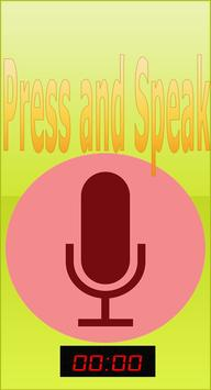 Voice Changer Pro apk screenshot