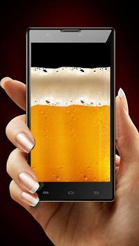 Drink Beer Free poster