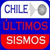 Sismos en Chile icon