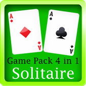 Solitaire Patience Game Pack icon
