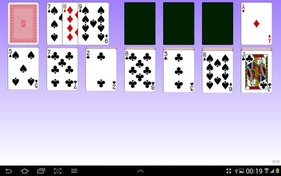 Solitaire Patience Game Pack apk screenshot