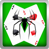 Spider Solitaire Card Game icon