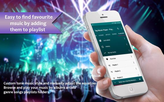 Audio Player Songs Cloud - Mp3 Play Free All Music for
