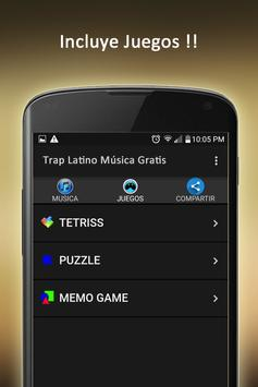 Trap Latino Música Radio apk screenshot
