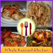 Whole Roasted Chicken Recipes icon