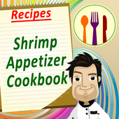 Shrimp Appetizer Cookbook free icon