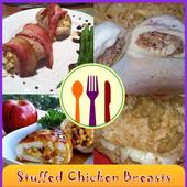 Stuffed Chicken Breasts Recipe icon