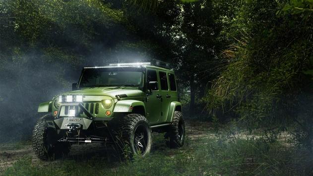 Jeep Cars Wallpapers 2018 screenshot 1