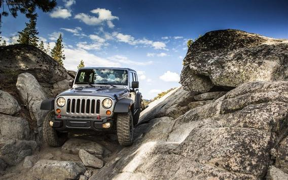 Jeep Cars Wallpapers 2018 screenshot 4