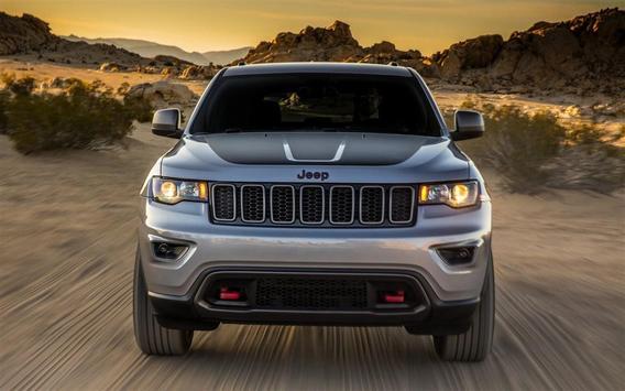 Jeep Cars Wallpapers 2018 screenshot 5