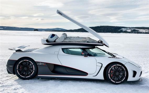 Koenigsegg Cars screenshot 5