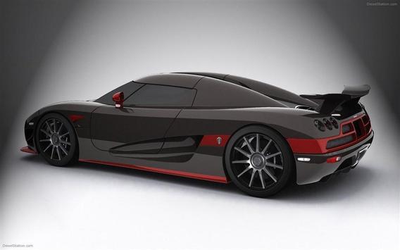 Koenigsegg Cars poster