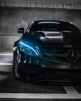 Mercedes Cars poster