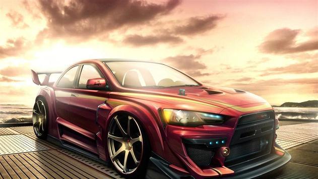 Mitsubishi Cars poster