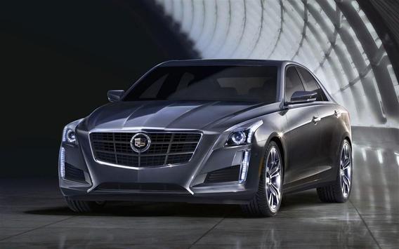 Cadillac Cars Wallpapers 2018 screenshot 5