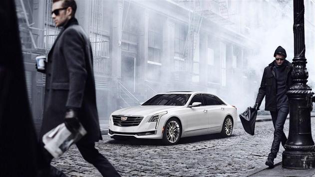 Cadillac Cars Wallpapers 2018 screenshot 6