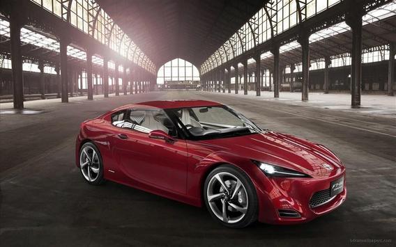 Toyota Cars screenshot 1