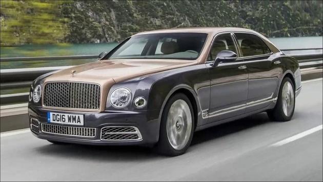 Bentley Cars Wallpapers 2018 screenshot 4