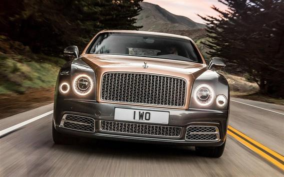 Bentley Cars Wallpapers 2018 screenshot 7