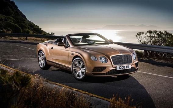 Bentley Cars Wallpapers 2018 poster