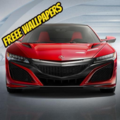 Acura Cars Wallpapers 2018 icon