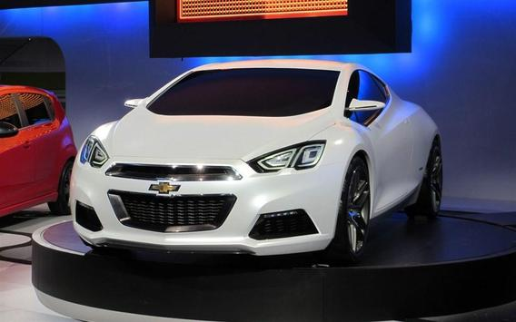 Chevrolet Cars Wallpapers 2018 poster