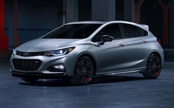 Chevrolet Cars Wallpapers 2018 screenshot 1