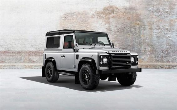 Land Rover Range Wallpapers 2018 poster