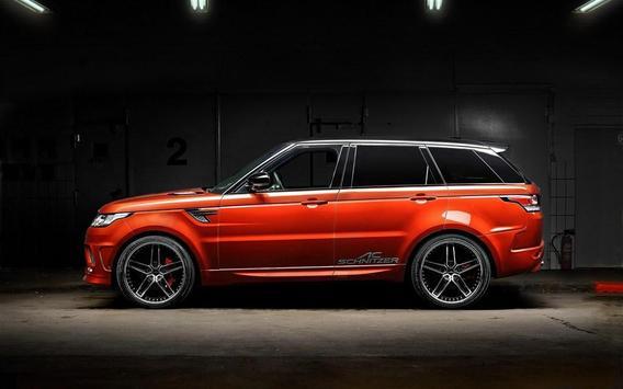 Land Rover Range Wallpapers 2018 screenshot 7