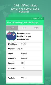 Gps offline maps route navigation world map for android apk gps offline maps route navigation world map captura de pantalla gumiabroncs Image collections