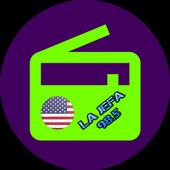 La Jefa 98.5 icon