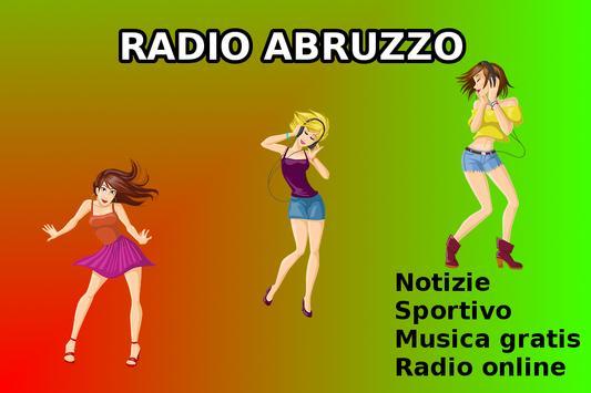 RADIO Abruzzo screenshot 1