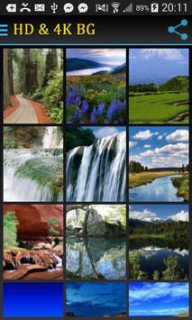 Landscape Wallpapers HD & 4K screenshot 1