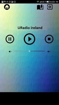 URadio free music station online premiun poster