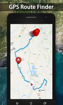 जीपीएस मानचित्र खोजक - लाइव स्पीड कैमरा डिटेक्टर स्क्रीनशॉट 8