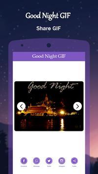 Good Night GIF apk screenshot