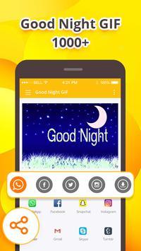 Good Night GIF screenshot 6