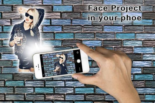 Face Projector Simulator screenshot 3