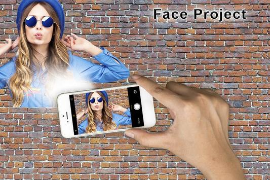 Face Projector Simulator apk screenshot