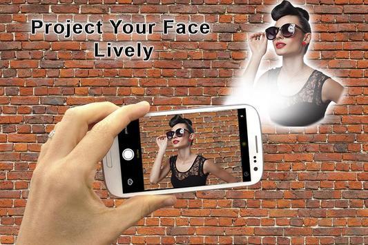 Face Projector Simulator screenshot 5