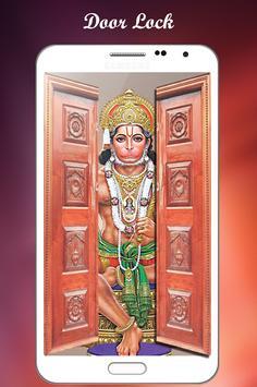 Hanuman door lock screen screenshot 1