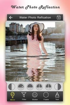 Water Photo Effect poster