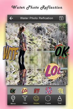 Water Photo Effect screenshot 2