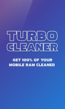 Turbo Cleaner - Ram Booster poster