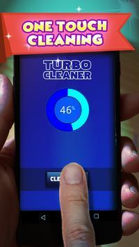 Turbo Cleaner - Ram Booster apk screenshot